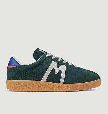 Sneakers en cuir suédé Trampas