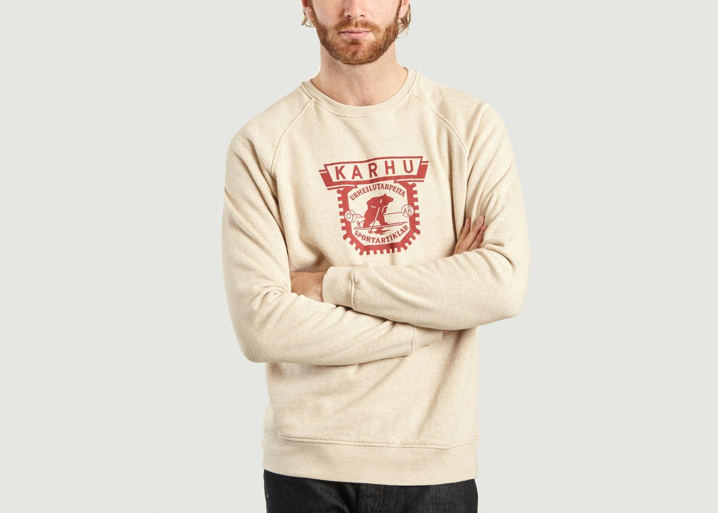 Sweatshirt Logo - Karhu