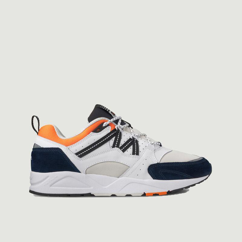 Sneakers de running en cuir et mesh Fusion 2.0 - Karhu