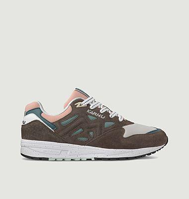 Sneakers de running en cuir et mesh Legacy 96