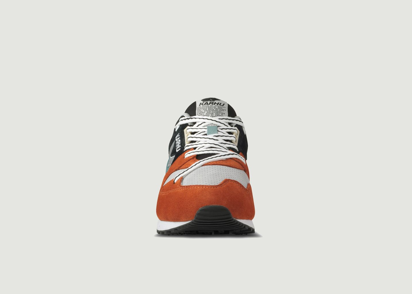 Sneakers de running en cuir suédé et mesh Synchron Classic - Karhu