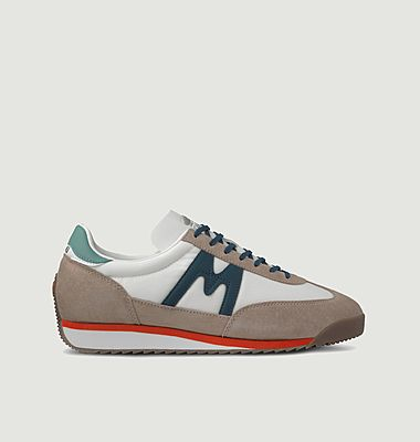Championair leather running sneakers