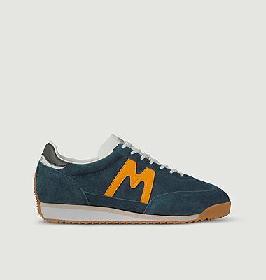 Sneakers de running en cuir suédé Championair