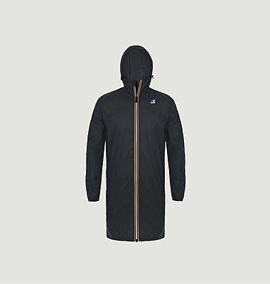 Le Vrai 3.0 Eiffel windbreaker long jacket