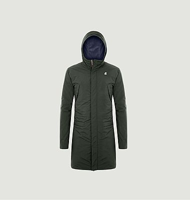 Remi Ripstop Marmotta lined long parka