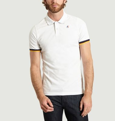 Polo Vincent Contrast