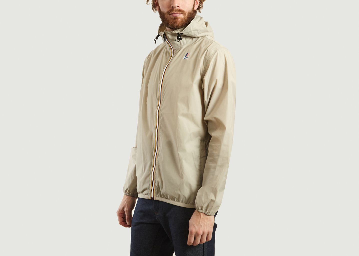 Veste coupe-vent Le Vrai Claude 3.0 - K-Way
