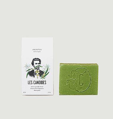 Prosper Hemp Shaving Soap - 75gr
