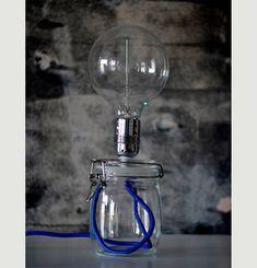 Jar Table Light