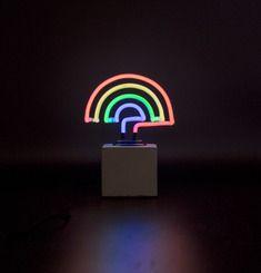 Neon Rainbow Light