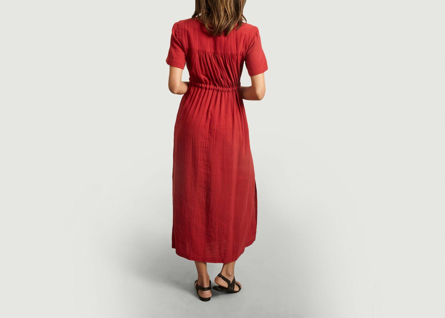 Robe Ceinturée Elza - Masscob