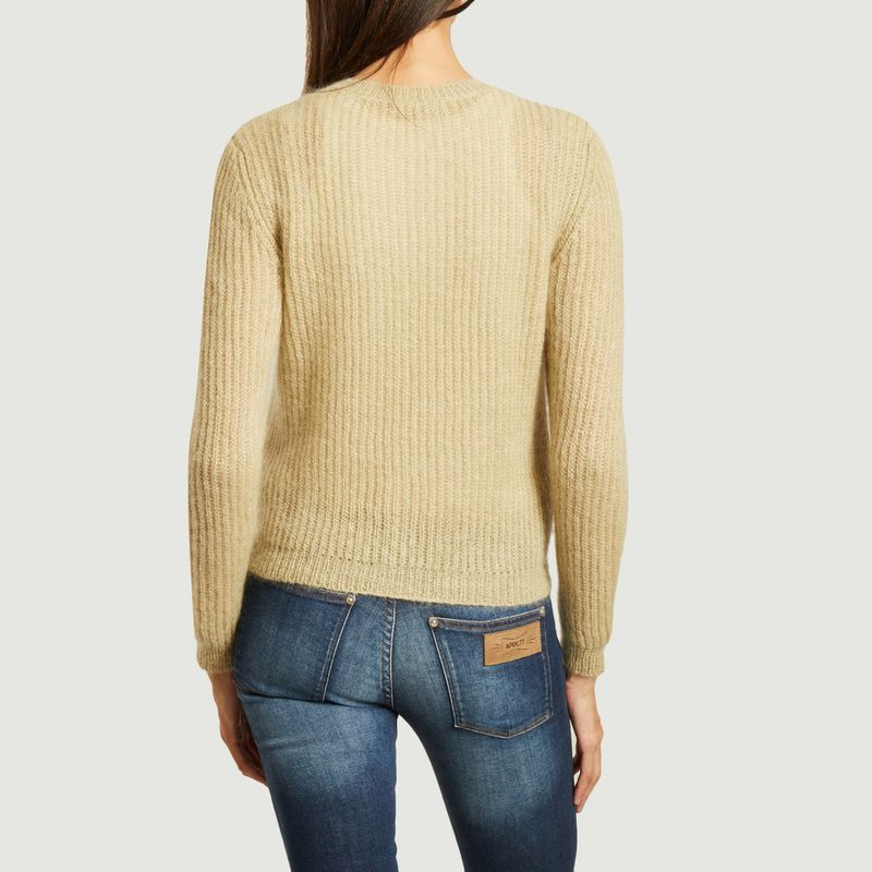 Pull Ona en laine mélangée  - Masscob