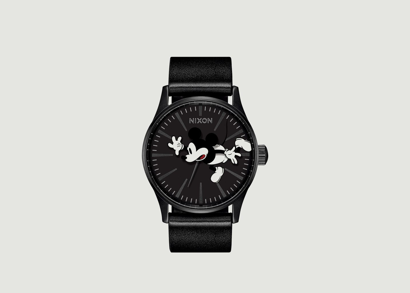 Montre Sentry Leather Mickey - Nixon