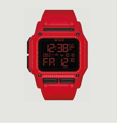 Montre Regulus Red Trooper Nixon x Star Wars