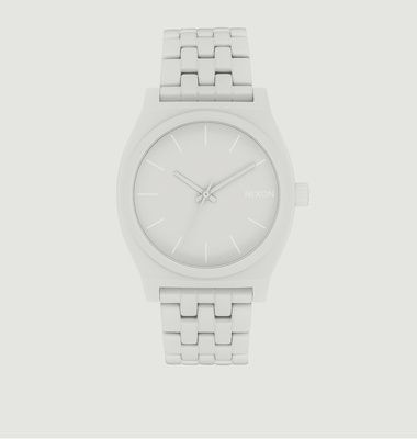 Time Teller Watch Off White