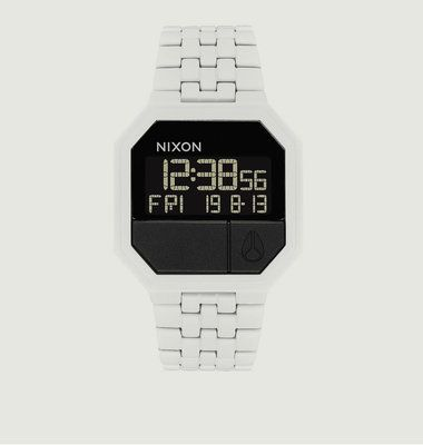 Montre Re-Run All White