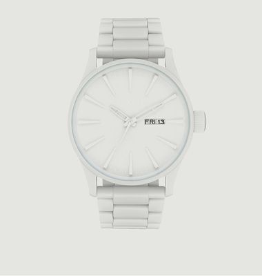 Montre Sentry SS All White