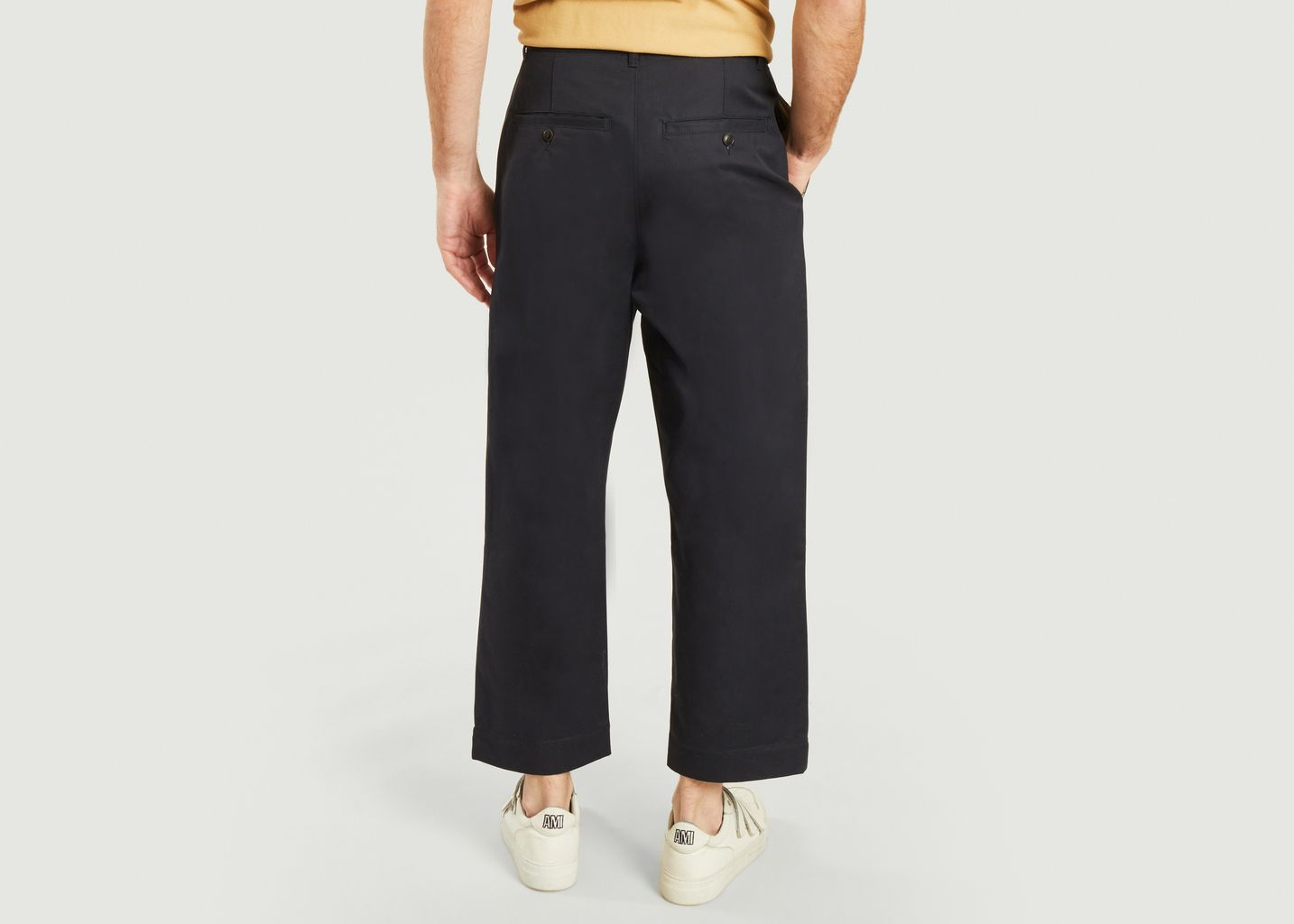 Pantalon double plis - Outland
