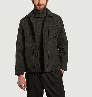 Dubliner merino wool jacket