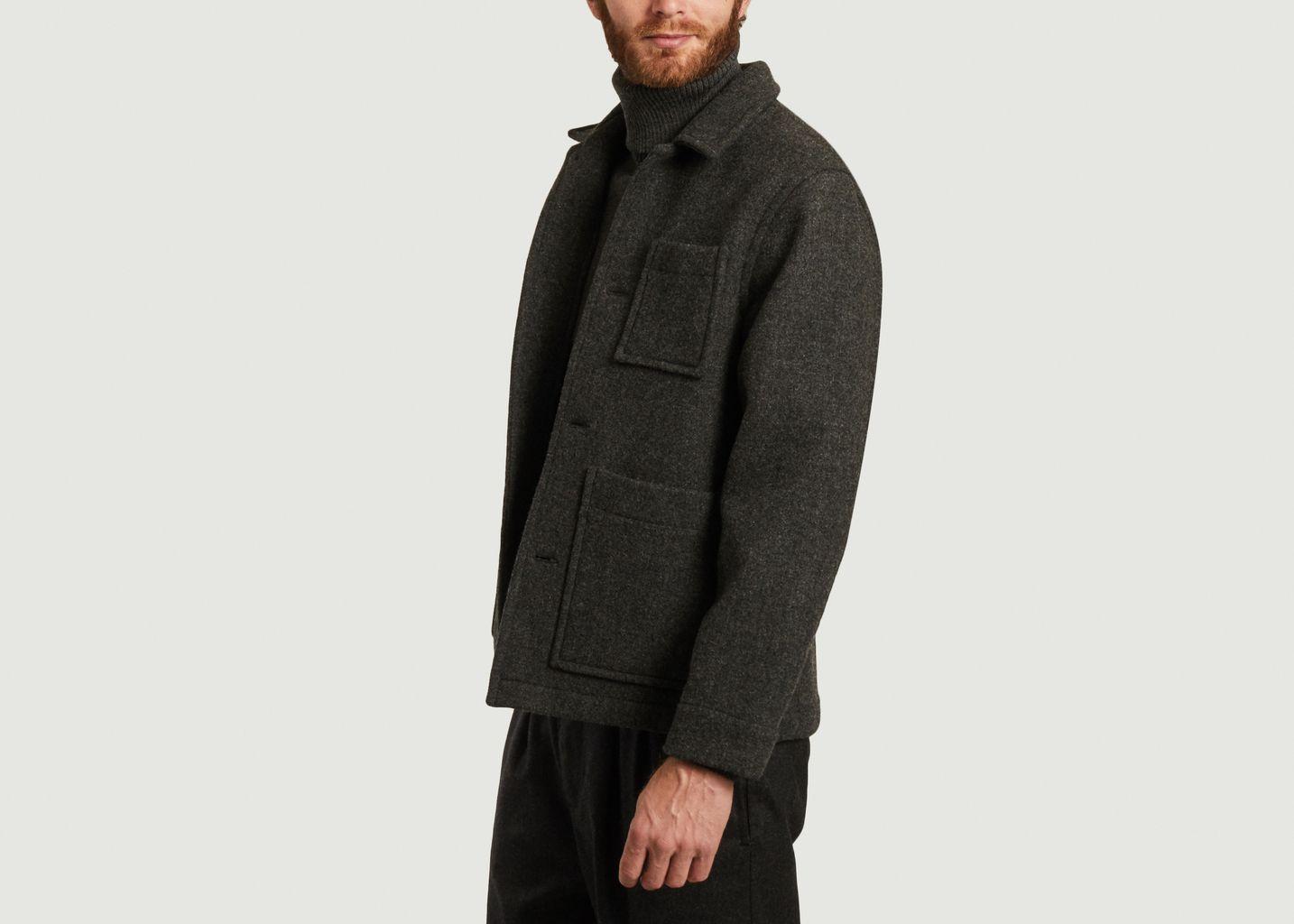 Veste en laine mérinos Dubliner - Outland