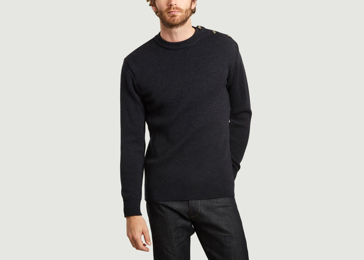 Pull en laine vierge Erquy - Outland