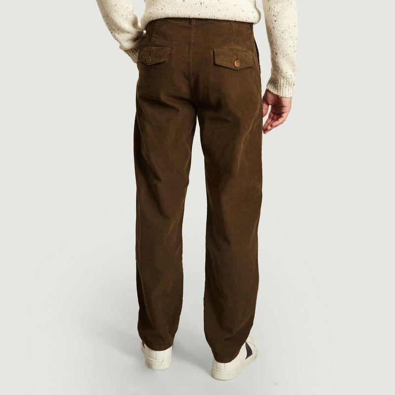 Pantalon large en velours cotêlé - Outland