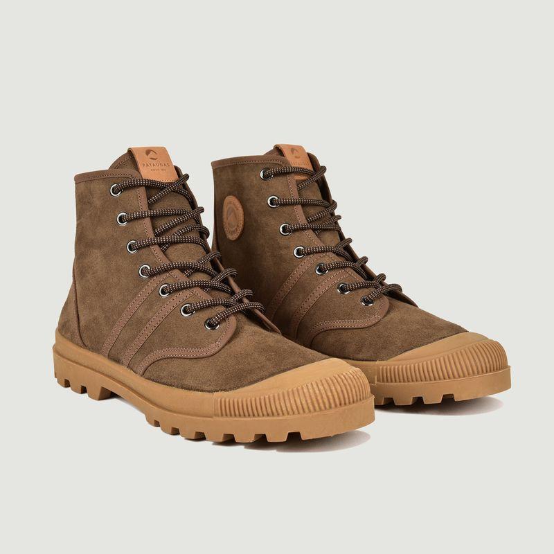 Chaussures à lacets autentique - Pataugas