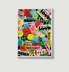 Pop Up Puzzle 1000 pieces Piece & Love