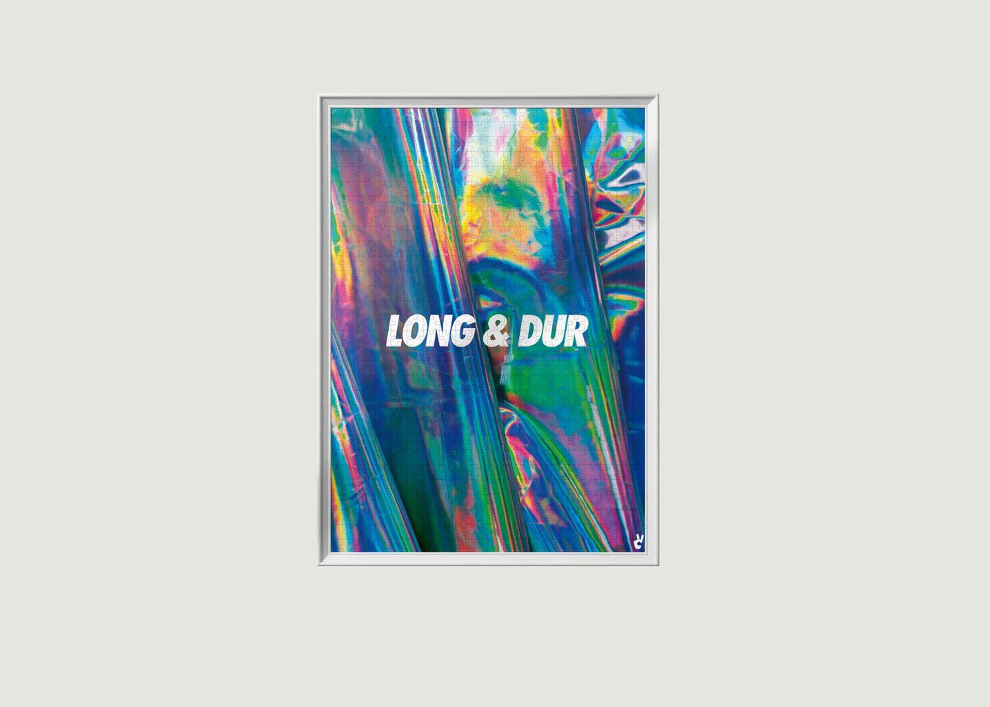 Puzzle Long et Dur 1000 pièces - Piece & Love