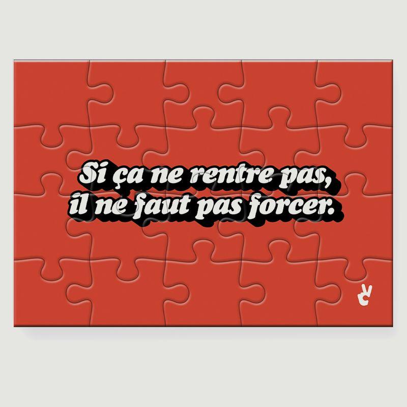 Puzzle Créneau 20 pièces - Piece & Love