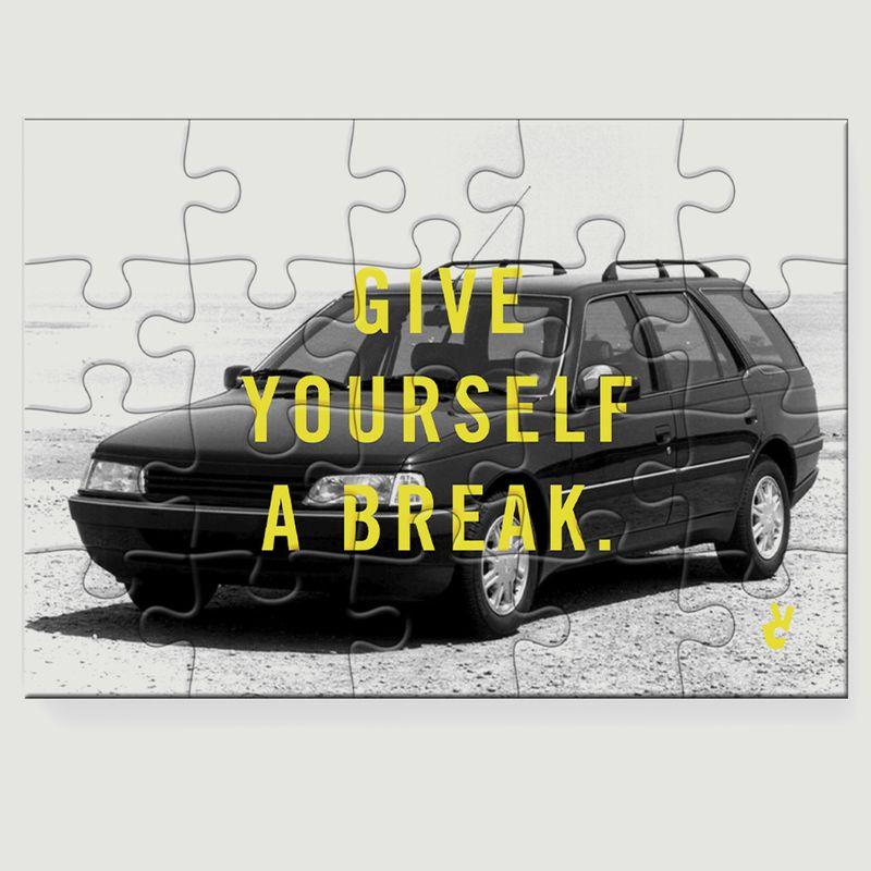 Puzzle Break 20 pièces - Piece & Love