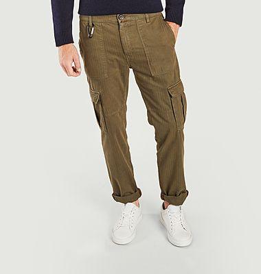 Pantalon cargo Fred
