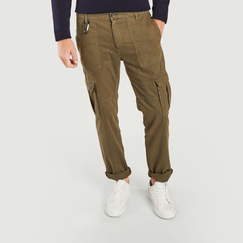 Pantalon cargo Fred - Reiko