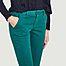 matière Pantalon ajusté Sandy - Reiko