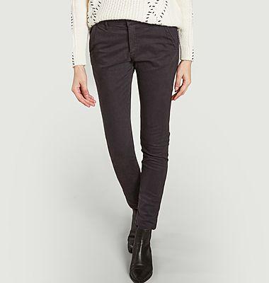 Pantalon ajusté Sandy