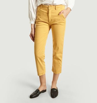 Sandy High Waist 7/8 Length Trousers