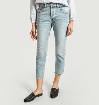 Harlem 7/8 Length Mom Jeans