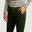 matière Pantalon chino Sandy 2 Basic - Reiko