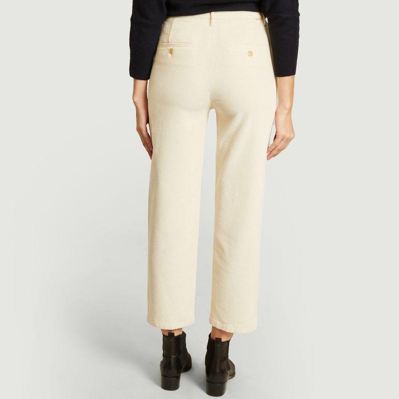 Pantalon Sandy en velours côtelé  - Reiko