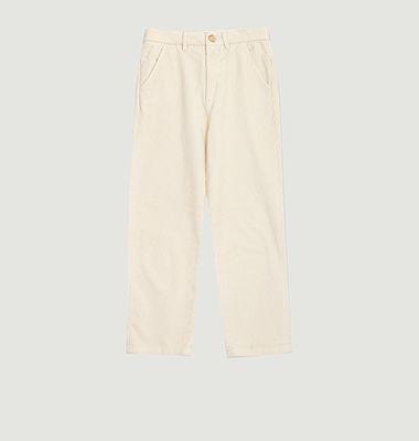Pantalon Sandy en velours côtelé