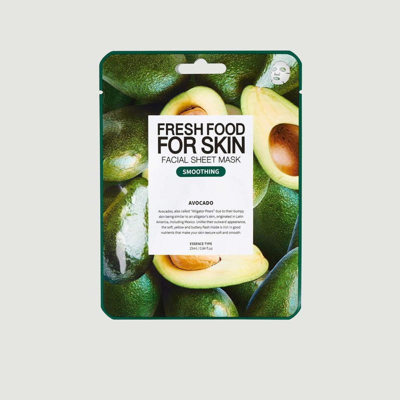 Pack de 5 masques purifiant - SUPERFOOD FOR SKIN