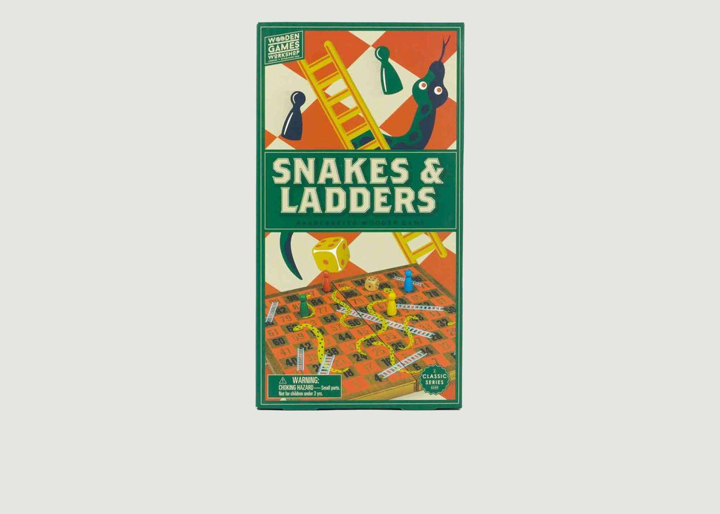 Snake & Ladders - Wilson Jeux