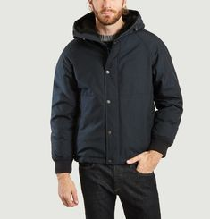 Rock Point Jacket Capuche Shearling