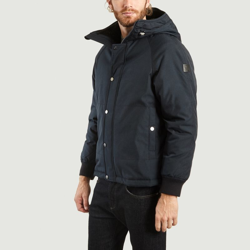 Rock Point Jacket Capuche Shearling - Woolrich