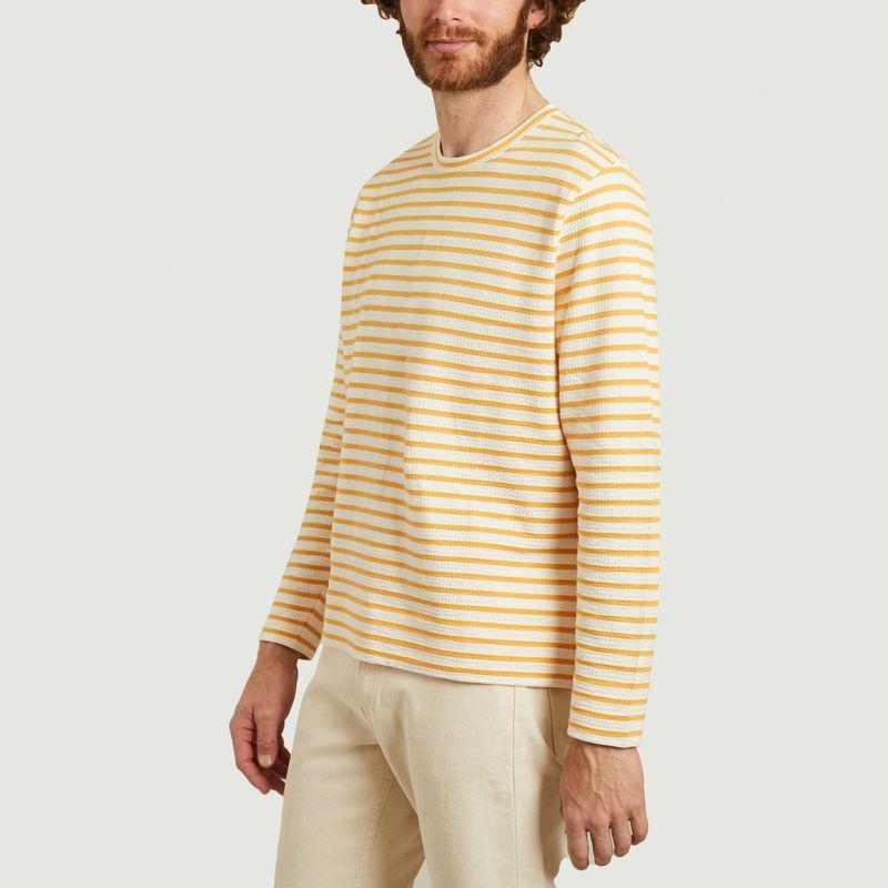 Sweatshirt à rayures - YMC