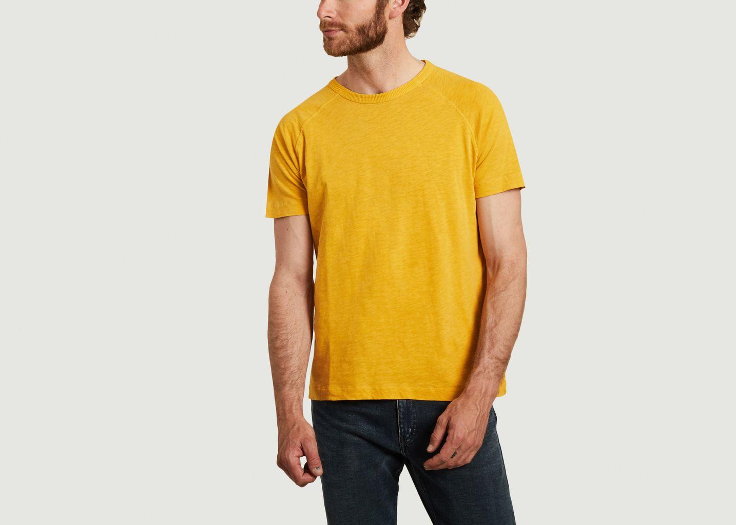T-shirt raglan Télévision - YMC