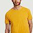 matière T-shirt raglan Télévision - YMC