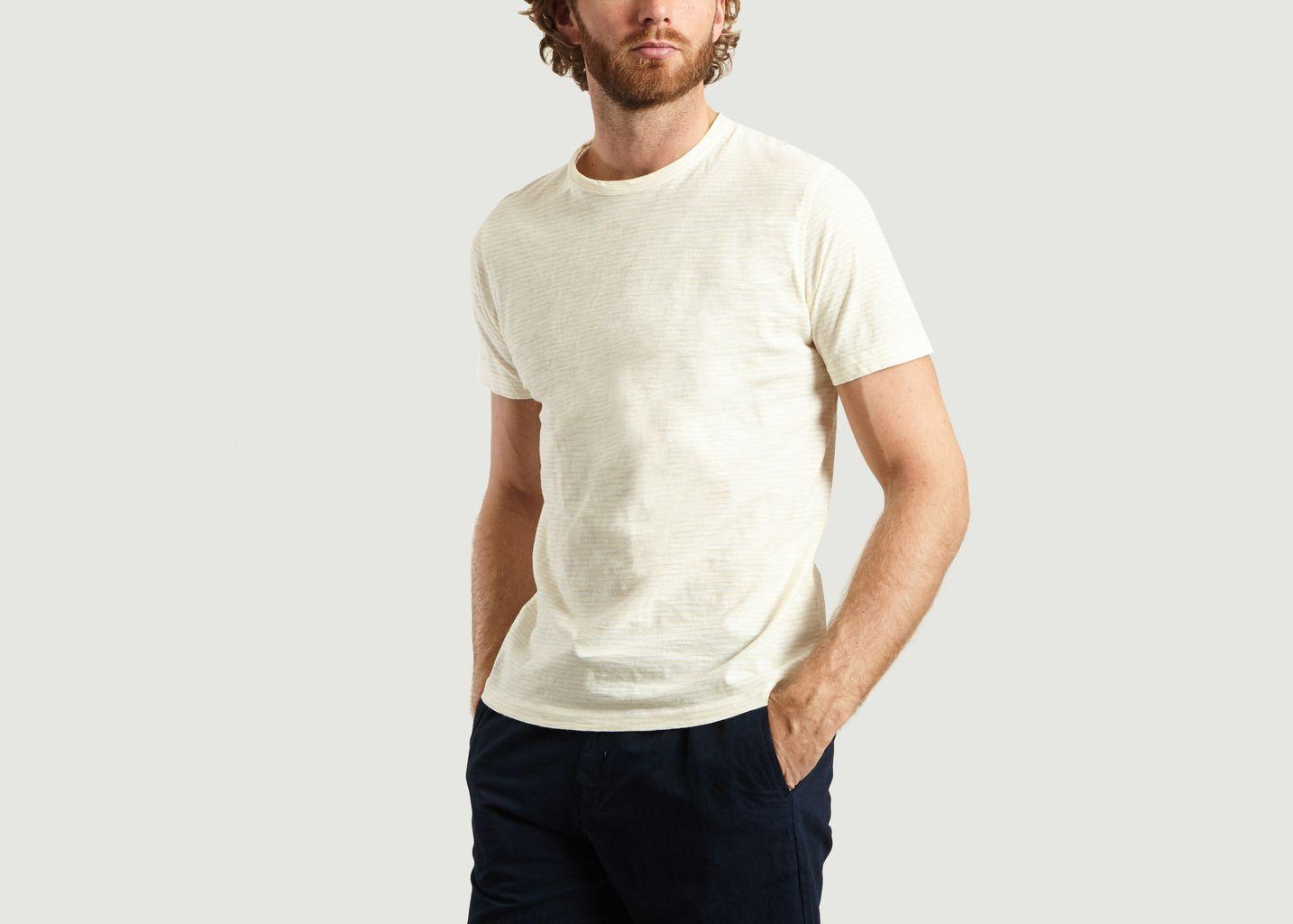 T-Shirt Rayé Pugsley - YMC