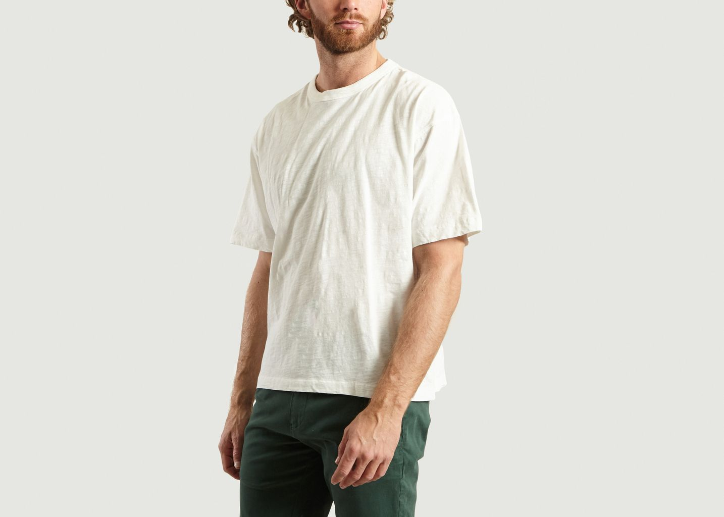 T-Shirt Coupe Relax Triple - YMC