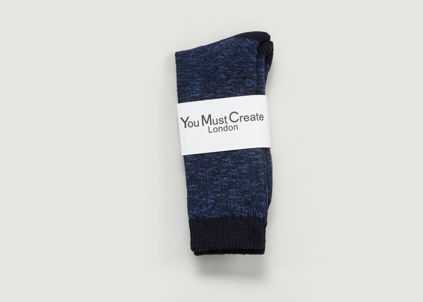 Chaussettes Boot - YMC